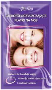 MARION Płatki - plastry głęboko oczyszczające nos, 1 szt