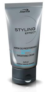 JOANNA Styling Effect, Krem wygładzający do prostowania włosów, 150 ml