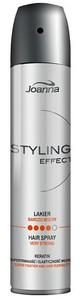 JOANNA Styling Effect, Bardzo mocny lakier do włosów, 250 ml