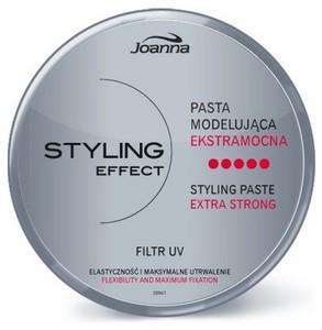 JOANNA Styling Effect, Ekstramocna pasta modelująca, 80 g
