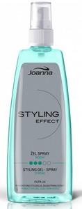 JOANNA Styling Effect, Mocny żel spray do stylizacji włosów, 150 ml