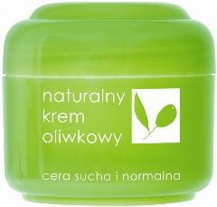 ZIAJA Oliwkowa. Naturalny krem oliwkowy do twarzy,  50 ml