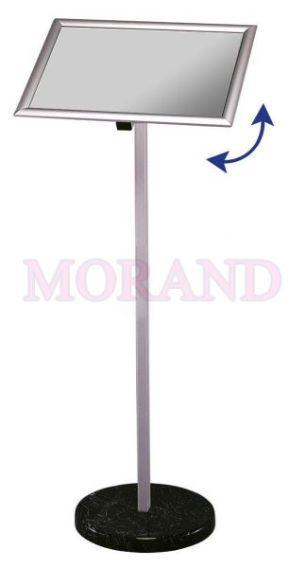 Nowość Aluminiowy Stojak Na Plakaty A4, STOJAKI Z RAMKAMI ALUMINIOWYMI QN47