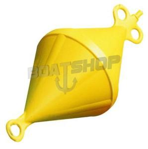 Boja cumownicza 11 litrów Żółta