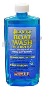 Środek do mycia kadłuba, pokładu, chromu oraz osprzętu. BOAT WASH 500ml koncentrat