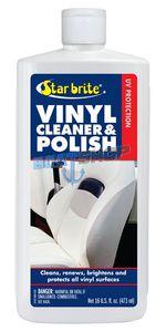 Środek do czyszczenia i polerowania winylu. Vinyl Cleaner and Polish 500 ml.