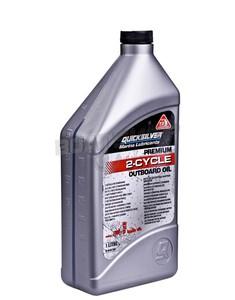 Olej Quicksilver 2-Cycle Premium TC-W3 1 litr
