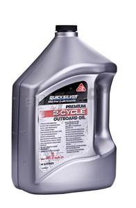Olej Quicksilver 2-Cycle Premium TC-W3 10 litrów