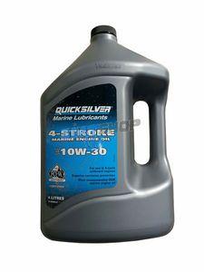 Olej Quicksilver 4-Stroke SAE 10W-30 4 Litry