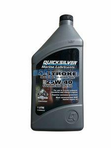 Olej syntetyczny Quicksilver 4-stroke SAE 25W-40 1 litr