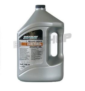 Olej Quicksilver Diesel SAE 15W-40 Mercruiser do silników diesla