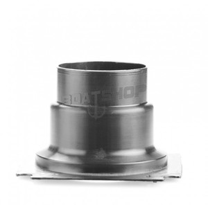 Przejście kratki wentylacyjnej fi 65 / 75 mm .