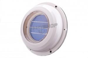 Wentylator solarny SUNVENT obudowa PCV PCV