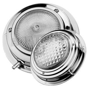Lampa kabinowa SS ŚREDNICA 140 mm / 4''W