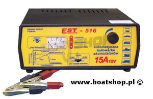 Ładowarka Automatyczna Do Akumulatorów 34-150 Ah EST-516