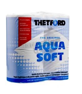 Papier toaletowy Aqua Soft 4 rolki