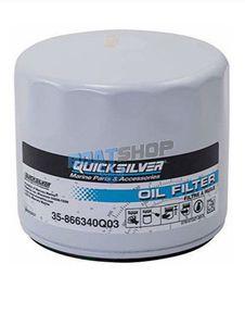 Filtr oleju 35-866340Q03 Mercruiser 3.0L, 4.3L, 5.0L, 5.7L, MAG, 4.5L i 6.2L .