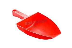 Czerpak czerwony 320x160mm