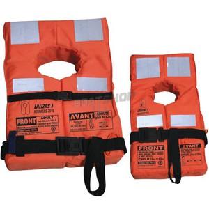 Kamizelka ratunkowa SOLAS  (LSA Code) 2010 powyżej 43 kg