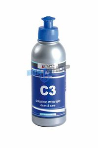 Szampon z woskiem C3 - czystość i ochrona