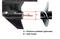 Śruba napędowa 135-300KM,  YE 3 X 14,50 X 19  Amita3