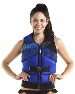 Kamizelka JOBE neoprene unify vest women indigo blue