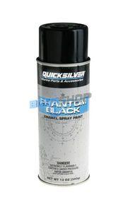 Farba czarna spray MERCURY