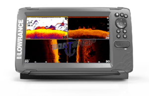 Echosonda LOWRANCE HOOK² 9 GPS/ TRIPLESHOT/ ROW