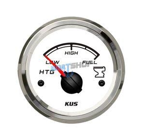 Wskaźnik poziomu fekaliów KUS SeaQ 0-190 Ohm