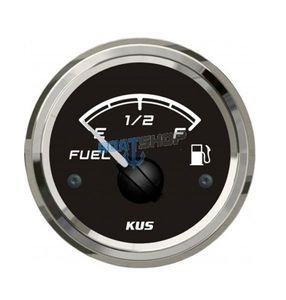 Wskaźnik poziomu paliwa 240-33 Ohm Czarny SS