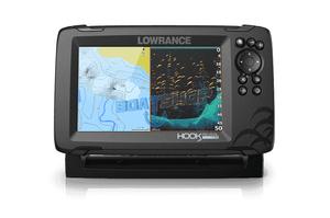 Echosonda Lowrance  HOOK Reveal 7 50/200 HDI ROW