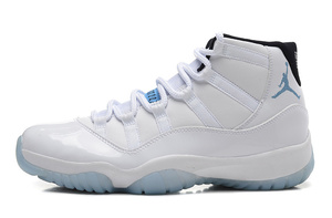 "BUTY MĘSKIE  Nike Air Jordan 11 Retro ""LEGEND BLUE"" 378037-117"