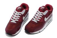 Nike Air Max 90 Essential 537384-605 bordowe