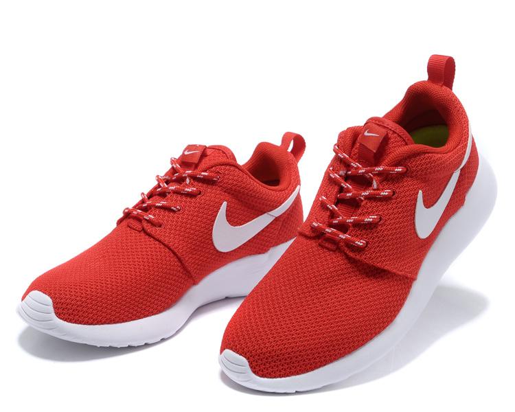 sports shoes d8494 07e07 ... BUTY DAMSKIE NIKE ROSHE RUN 511882-600 ...