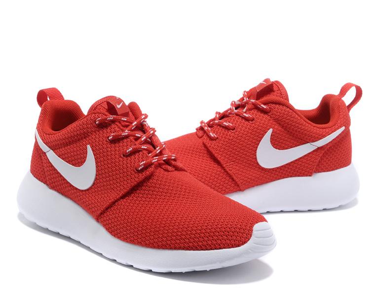 76208031 Buty Męskie Nike Roshe Run 511882-600, NIKE ROSHE RUN Buty Nike ...