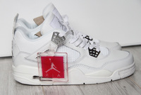 "BUTY DAMSKIE NIKE AIR JORDAN 4 ""PURE MONEY"" 308497-100"