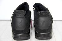 "BUTY MĘSKIE NIKE AIR JORDAN RETRO 4 ""BLACK CAT"" 308497-002"