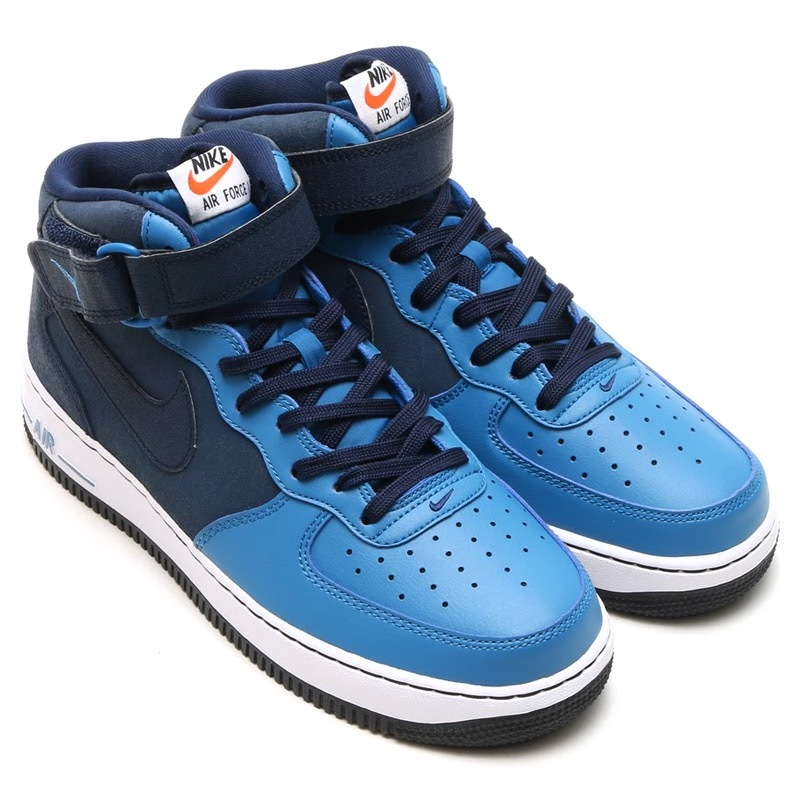 best sneakers fa0b6 01cef ... BUTY MĘSKIE NIKE AIR FORCE 1 Mid 315123-406