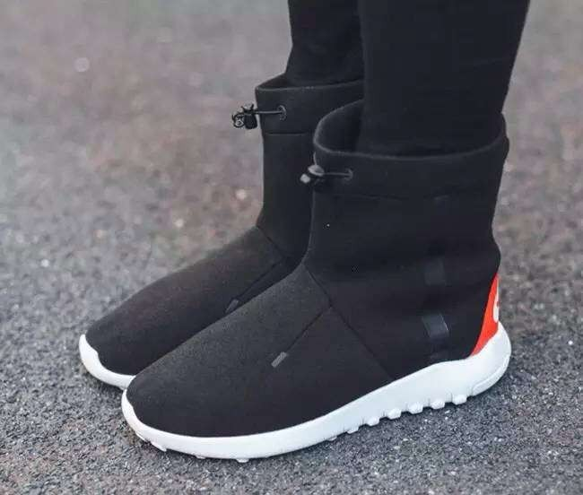 best website 6b86c a5953 Zimowe buty damskie NIKE Wmns Tech Fleece Mid 789837-016