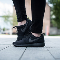 BUTY męskie NIKE ROSHE RUN 522881-096 All black
