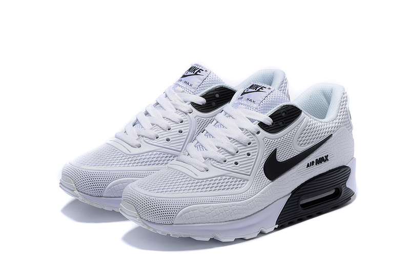 quality design 6e847 14438 BUTY damskie NIKE AIR MAX 90 black-white