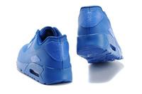 Buty męskie NIKE AIR MAX 90 HYPERFUSE USA  niebieskie 613841-550