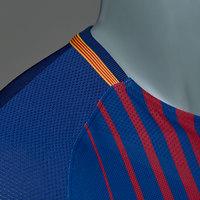 Koszulka piłkarska FC BARCELONA NIKE 17/18 Vapor Match Home, #10 MESSI