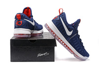 Nike Zoom KD9 USA Kevin Durant navy-red