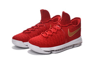 Nike Zoom KD9 USA Kevin Durant red-white-gold