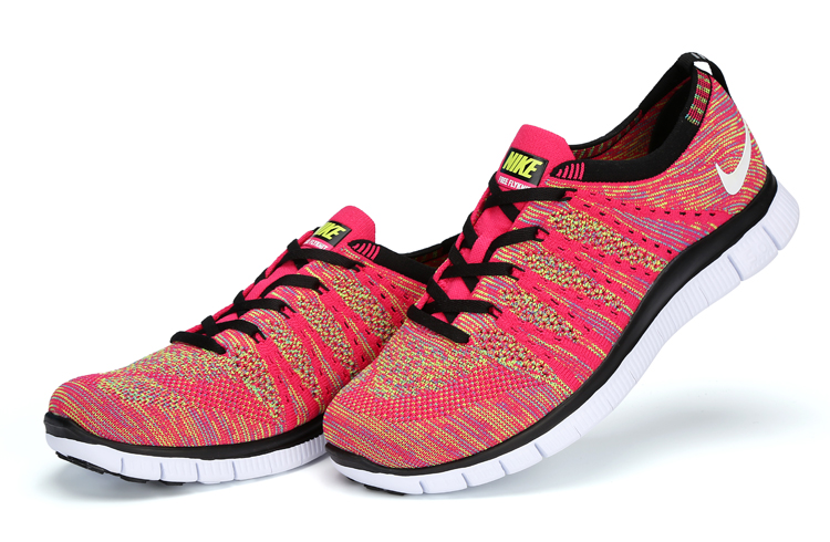 Buty damskie Nike Free Flyknit 5.0 NSW 599459 600