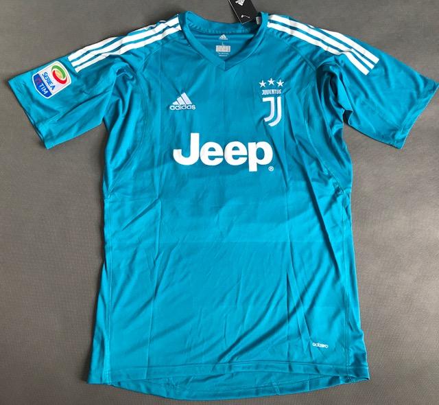 a1325326a Koszulka Bramkarska Juventus Turyn 17 18 Adidas  23 Szczesny