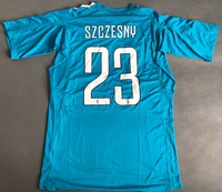 Koszulka bramkarska JUVENTUS TURYN 17/18 ADIDAS #23 SZCZESNY
