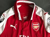 Zestaw piłkarski ARSENAL LONDYN Home 17/18 Authentic PUMA #7 Alexis