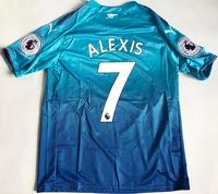 Zestaw piłkarski ARSENAL LONDYN away 17/18 PUMA #7 Alexis